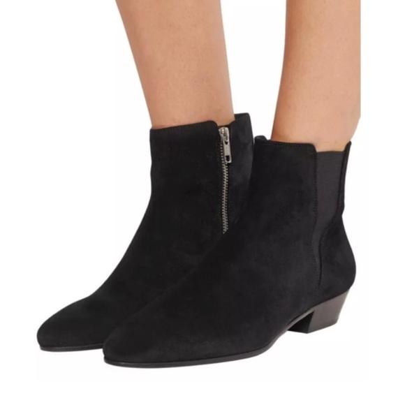 6f0bcc29a86 Isabel Marant Shoes - Isabel Marant Etoile Pasha Ankle Boots Size 37 6.5